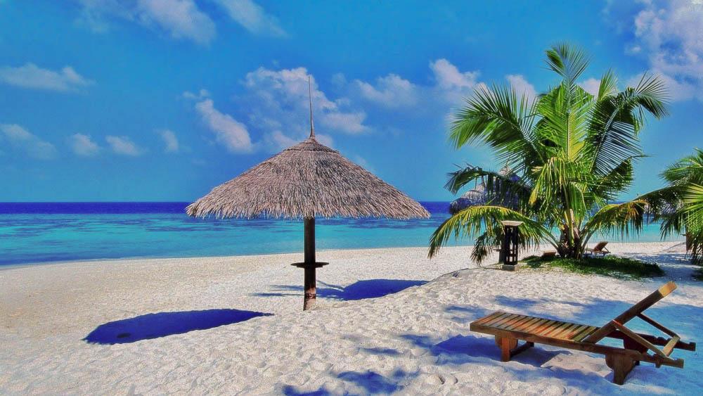 du lịch bãi biển